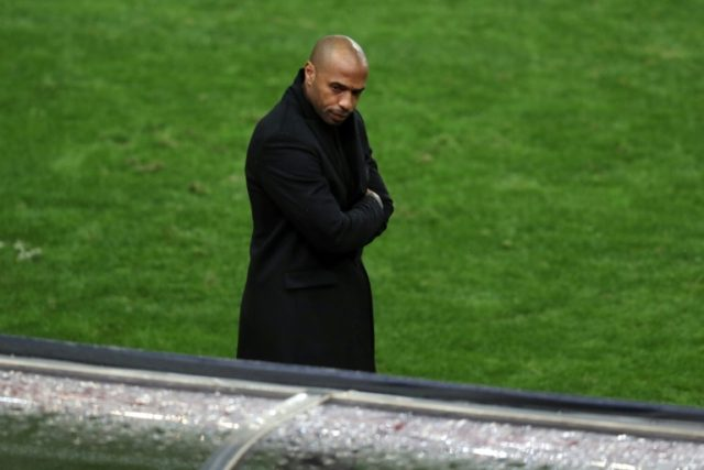 Henry's Monaco in disarray as PSG come to town