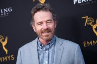 """Breaking Bad"" star Bryan Cranston, seen here in Los Angeles in August 2018, says a film version of the series is in the works"