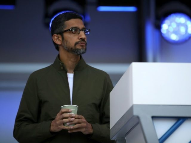 Former Facebook Security Chief: Google CEO Sundar Pichai Is Lying About China