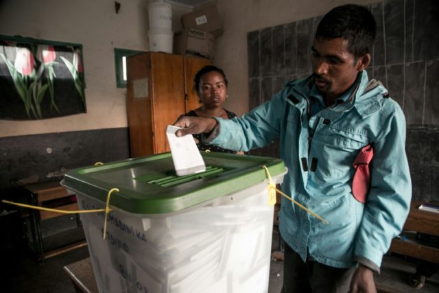 Madagascar, one of the world's poorest countries, held a presidential vote this week