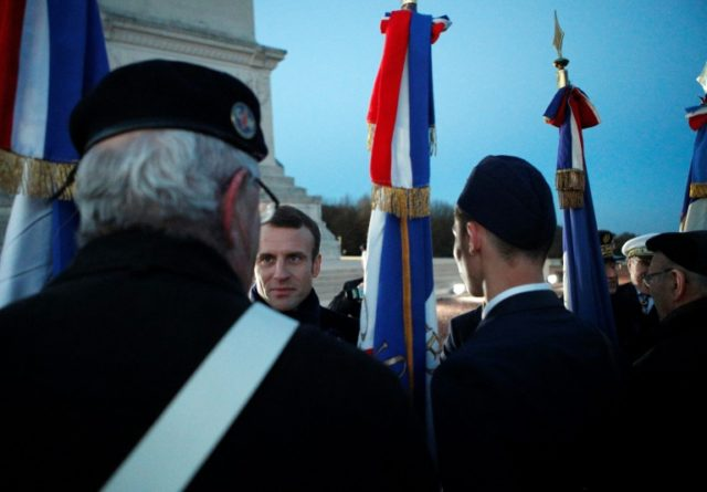History, modern-day tensions to mix at Paris WWI commemorations