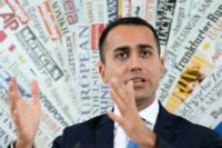 Italy deputy Prime Minister and Labour, Industry Minister Luigi Di Maio says he has become convinced of the merits of staying in the euro