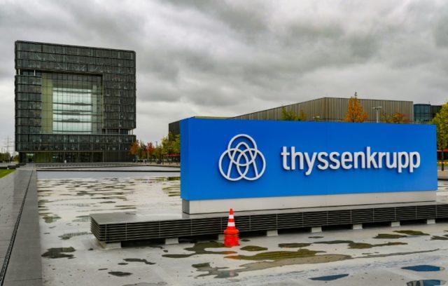 Thyssenkrupp stock plunges on steel cartel probe 'risk'