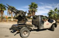 Libyan strongman Khalifa Haftar's forces dominate the east of the country