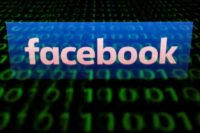 Access to Facebook went down briefly in parts of the Americas