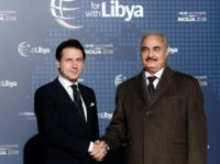 Italy crisis talks end after laying bare Libya divisions