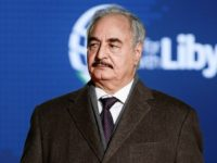 Libyan strongman Haftar a reluctant key player in crisis talks