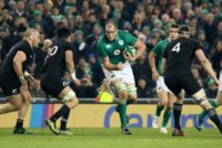 Six Nations champions Ireland host world champions New Zealand with the latter's coach Steve Hansen saying whoever wins will be the best team in the world