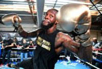 Deontay Wilder says the winner of his showdown with Tyson Fury next month should be regarded as the best heavyweight in the world