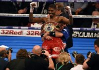Maurice Hooker improved to 25-0-3 with 17 knockouts as he made the first defense of the title he won on June 9 with a split decision victory over England's Terry Flanagan