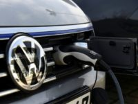 Volkswagen to spend 44 bn euros on 'electric offensive'