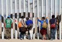 Many Central American migrants who have traveled up to northern Mexico have been met with protests by some residents
