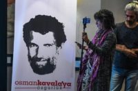 The United States and EU had expressed concern over the detentions, which targeted academics and activists deemed to have ties to the jailed philanthropist and businessman Osman Kavala
