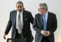 Sheikh Ahmad is close to IOC president Thomas Bach