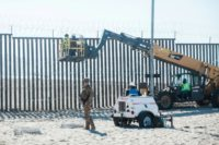 Some 5,900 active-duty troops are now stationed along the US-Mexico border, a contentious deployment in support of civilian forces that President Donald Trump ordered ahead of the midterm elections