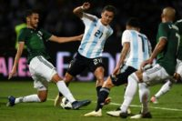 Paulo Dybala was Argentina's creative force against Mexico