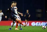 Ivan Rakitic damaged a hamstring as Croatia beat Spain in the Nations League