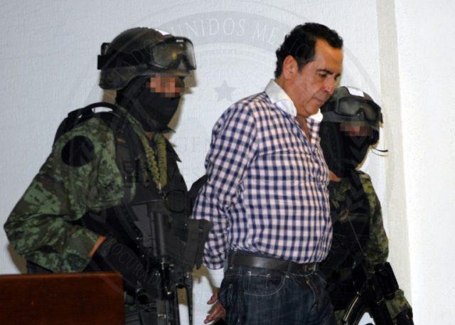 Mexican ex-cartel boss Beltran Leyva dies in prison