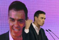 """""""I made the proposal, firstly to the government then to King Mohammed VI to launch a shared application with Morocco, Portugal and Spain to host the 2030World Cup,"""" Spanish Prime Minister Pedro Sanchez said"""