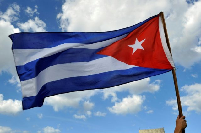 "Senior Cuban foreign ministry official Rodolfo Reyes told AFP after talks with EU officials that Havana was interested in a ""special purpose vehicle"" project for payments to Iran bypassing US sanctions"