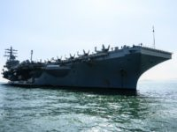China Allows U.S. Aircraft Carrier to Visit Hong Kong