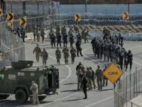 Military to Begin Troop Reductions at U.S.-Mexico Border