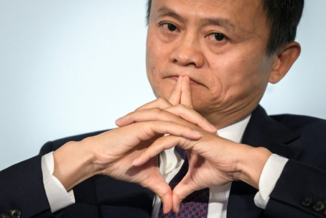 Jack Ma, China's richest man, is a Communist Party member