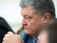 Ukrainian President Petro Poroshenko has asked parliament to vote Monday on whether to impose martial law for 60 days