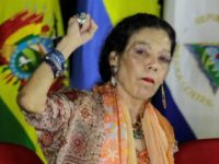 Nicaragua's vice president and first lady, Rosario Murillo, has been sanctioned by the US Treasury Department