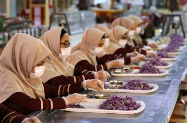 Iran's saffron seeks global recognition