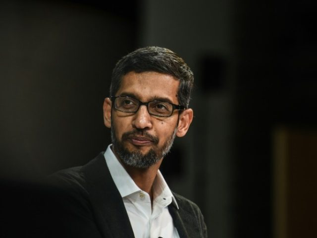 Google chief executive Sundar Pichai last month acknowledged publicly for the first time that the company is considering a search engine for China