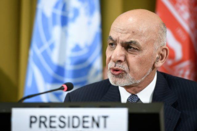 Afghan president names team for Taliban peace talks
