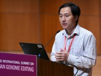 China Confirms Birth of Gene-Edited Twins