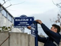 Turkey changes US embassy street name to Malcolm X