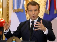 Defiant in Face of Mass, Popular Protests France's Macron Vows 'No Retreat' on Globalist Reforms