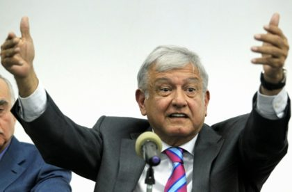 "Andres Manuel Lopez Obrador -- the man widely known as ""AMLO"" -- won Mexico's July 2018 elections in a landslide, and his coalition took strong majorities in both houses of Congress"