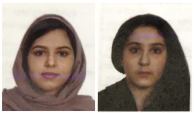 No foul play in Saudi sisters' death in NY