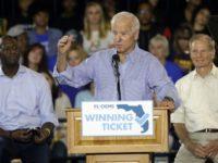 Joe Biden, Andrew Gillum, Bill Nelson