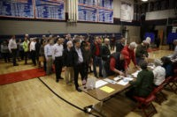 Blue wave or red tide? Voters are casting votes to decide