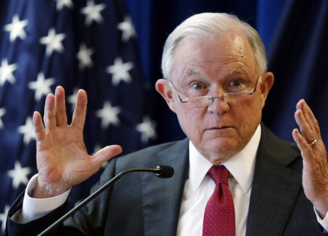 Jeff Sessions to announce Alabama Senate bid — AP resources class=
