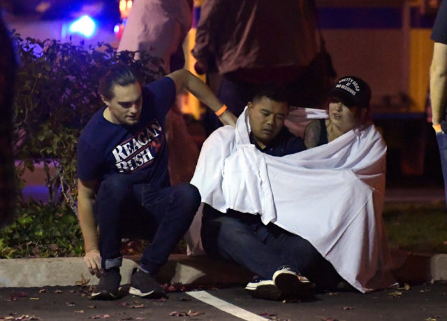 Thousand Oaks: At least 12 killed at California bar shooting