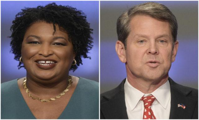 With no Abrams concession, Kemp presses forward in Georgia
