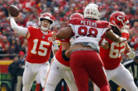 Corey Peters, Patrick Mahomes, Andrew Wylie