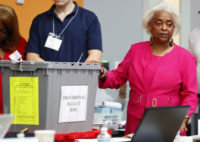 Florida recount chugs along as more irregularities surface