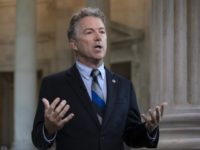 WATCH: Rand Paul Cites Democrat 'Incitement' in Speech Against Trial