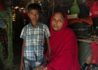 Rohingya tell Bangladesh officials: 'We won't go' to Myanmar