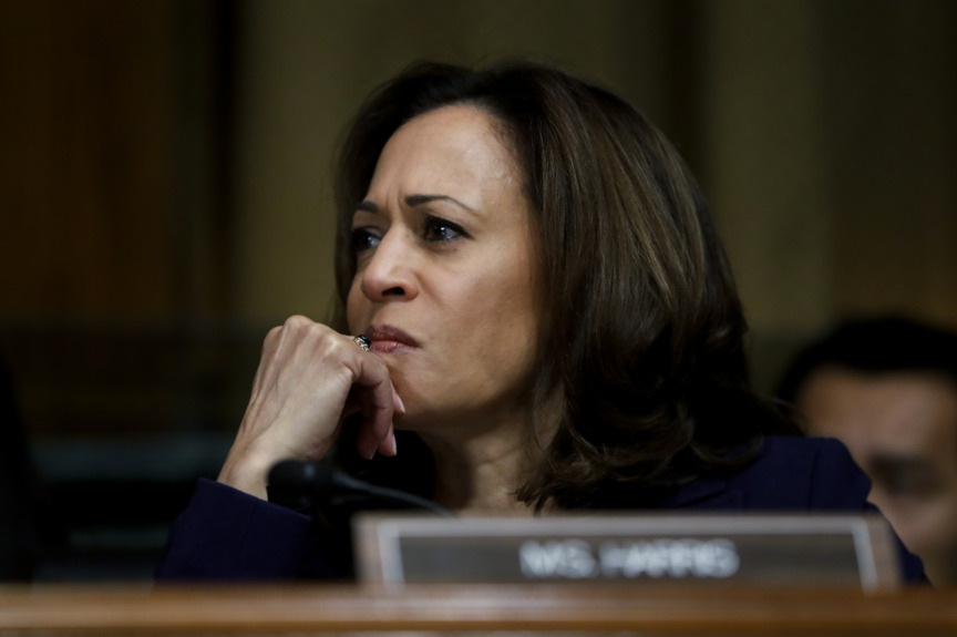 Sac Bee: 'Far-Fetched' Kamala Harris Didn't Know About Top Aide's Harassment Lawsuit