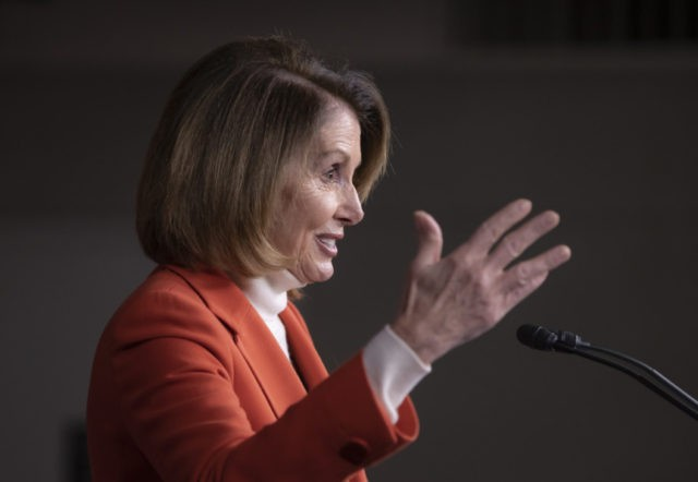 House Democrats Promise to Oppose Pelosi for Speaker