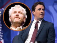 Andrew Breitbart and Alex Marlow.