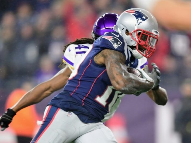 NFL Suspends New England Receiver Gordon Indefinitely